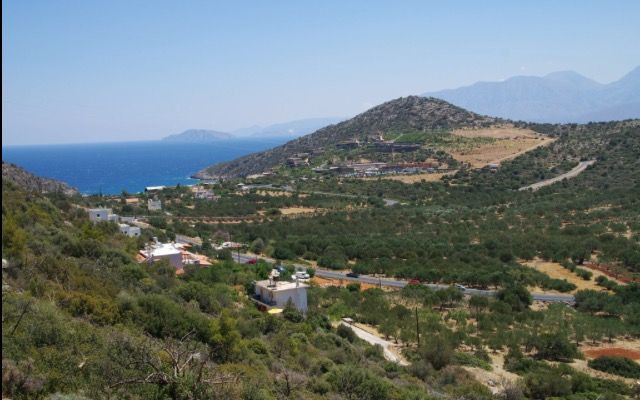 Views Over Countryside & Sea