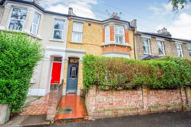 Thumbnail Terraced house for sale in Scotts Road, London