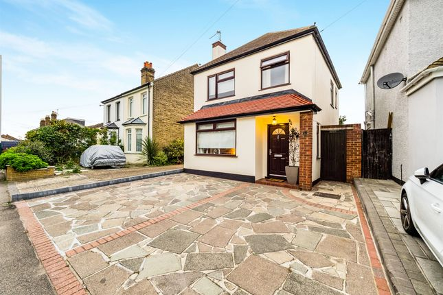 Thumbnail Detached house for sale in Kingsley Court, Brentwood Road, Heath Park, Romford