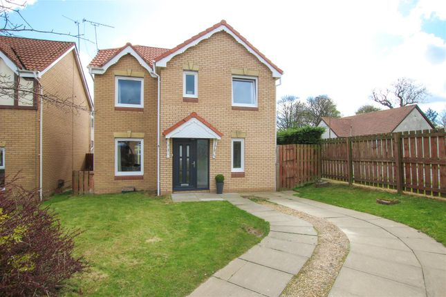 Thumbnail Detached house for sale in Nicol Place, Broxburn