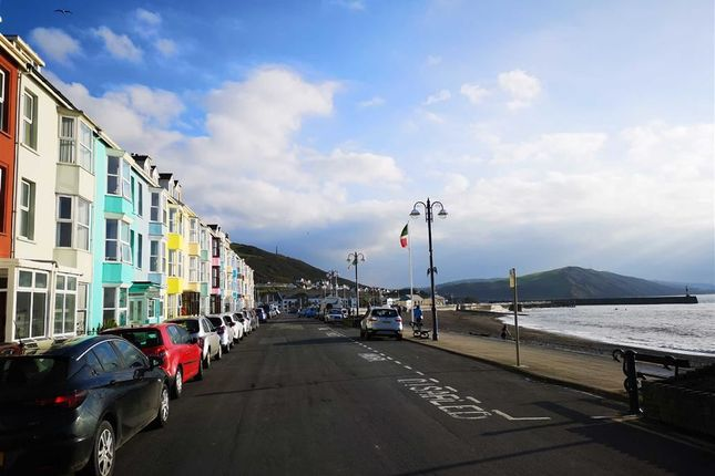 Thumbnail Property for sale in South Marine Terrace, Aberystwyth