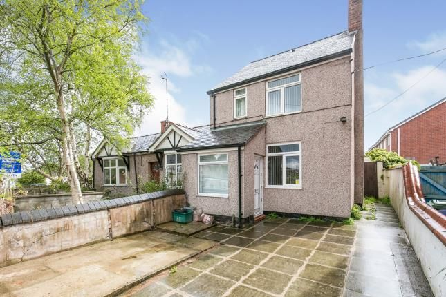 2 bed semi-detached house for sale in Hill Street, Rhosllanerchrugog, Wrexham, Wrecsam LL14