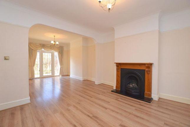 Thumbnail Semi-detached house to rent in Lancaster Road, North Harrow, Harrow