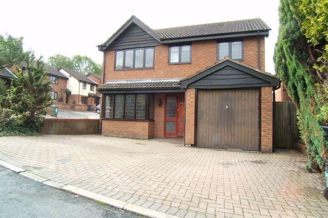 Thumbnail Detached house to rent in Medwick Mews, Hunters Oak, Hemel Hempstead