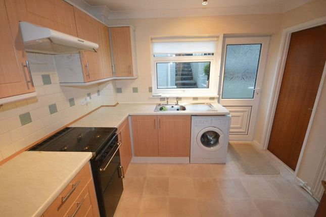 Thumbnail Terraced house to rent in The Beeches, Cwmbran
