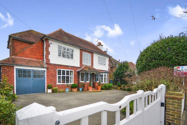 Thumbnail Detached house for sale in Park Avenue, Eastbourne