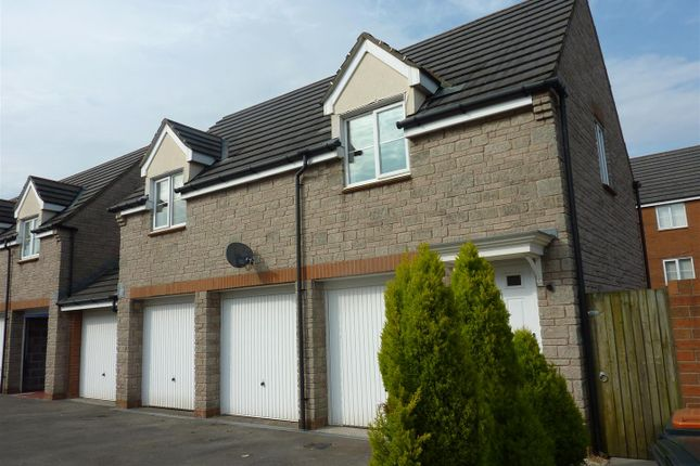 Thumbnail Detached house to rent in Bronllys Mews, Celtic Horizon, Newport
