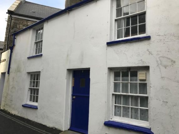 Thumbnail Cottage to rent in Castletown, Isle Of Man