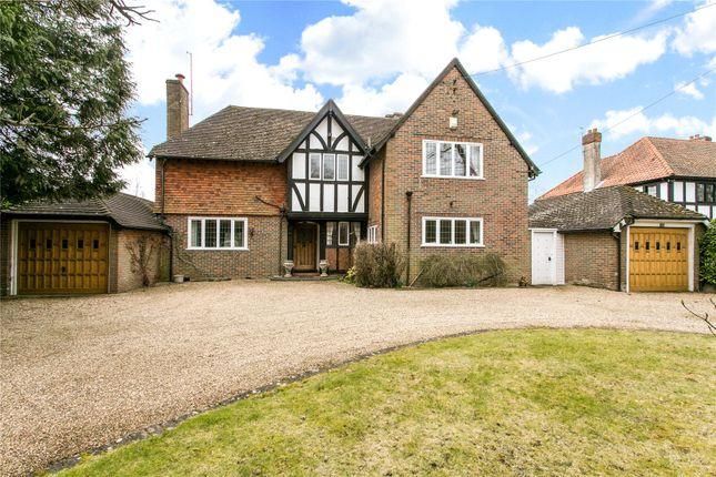 Thumbnail Detached house for sale in Copperkins Lane, Amersham, Buckinghamshire