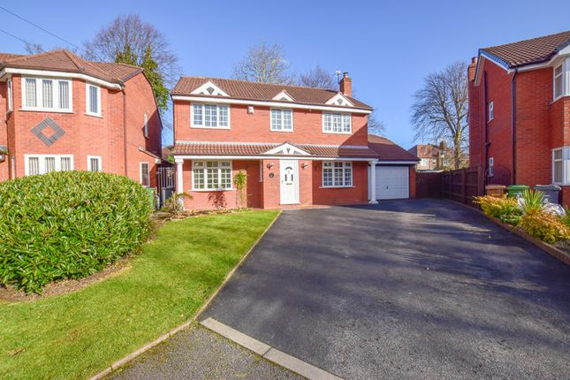 Thumbnail Detached house for sale in Sylvandale Grove, Bromborough