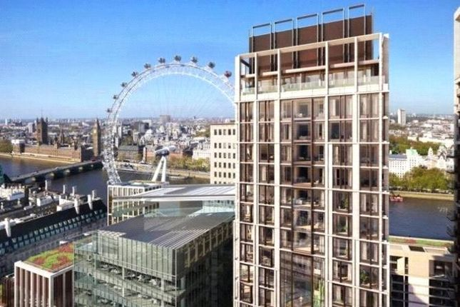 Thumbnail Flat for sale in Casson Square, Southbank Place, Waterloo