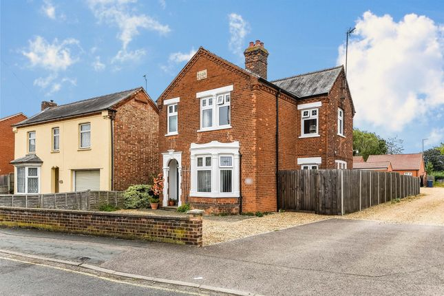 Thumbnail Detached house for sale in Ramnoth Road, Wisbech