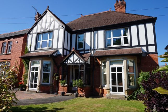 Thumbnail Detached house for sale in Queens Park, Oswestry