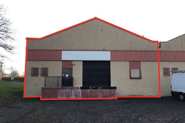 Thumbnail Industrial to let in Kilspindie Road, Dunsinane Industrial Estate, Dundee