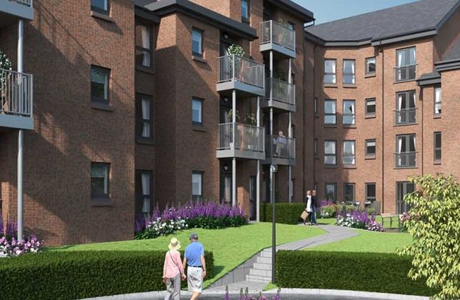 Thumbnail Property for sale in Springkell Avenue, Glasgow