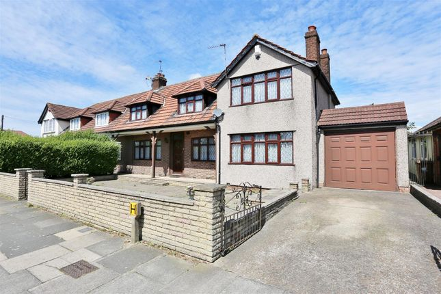 Thumbnail Semi-detached house for sale in King Harolds Way, Bexleyheath