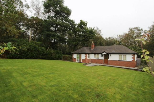 Thumbnail Bungalow to rent in Beaudesert Park, Cannock Wood, Rugeley