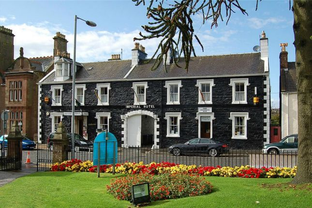 Thumbnail Commercial property for sale in 35 King Street, Castle Douglas, Dumfries And Galloway