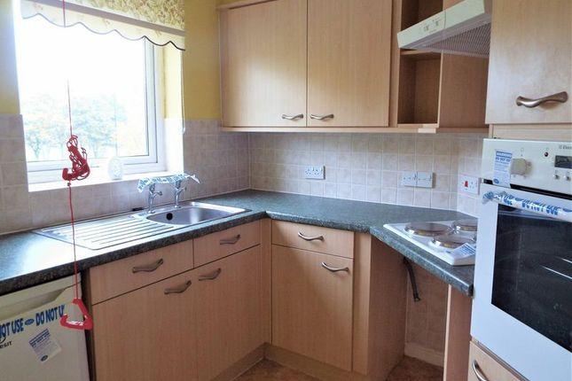 Kitchen of Grangeside Court, Brabourne Gardens, North Shields NE29