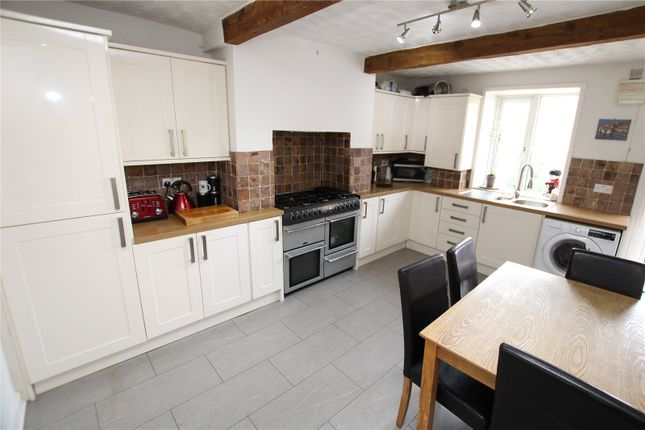 Thumbnail End terrace house for sale in Newhey Road, Newhey, Rochdale, Greater Manchester