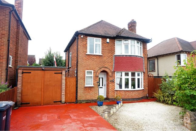 Thumbnail Detached house for sale in Langley Avenue, Nottingham