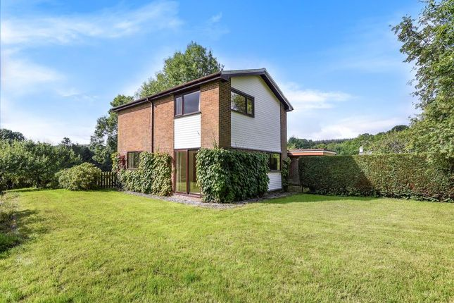Thumbnail Detached house for sale in Nant Glas, Llandrindod Wells, Powys