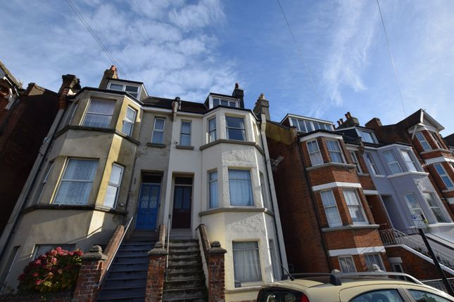 Thumbnail Maisonette to rent in Milward Road, Hastings