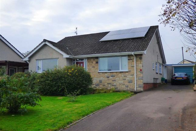 Thumbnail Bungalow for sale in Park View, Chepstow