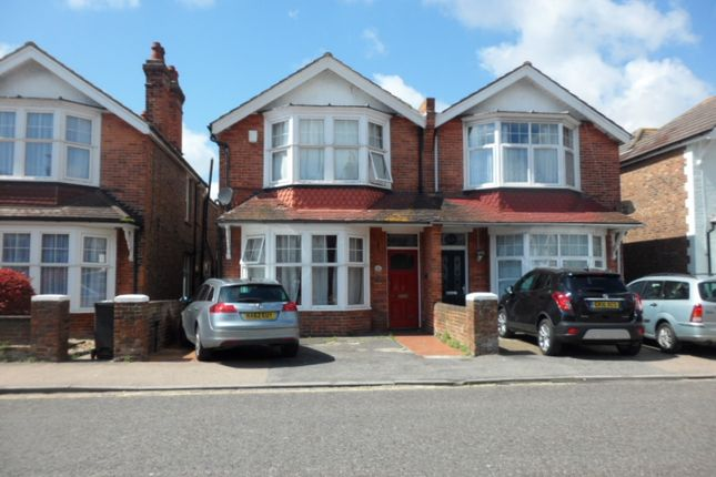 Thumbnail Semi-detached house to rent in Cavendish Avenue, Eastbourne