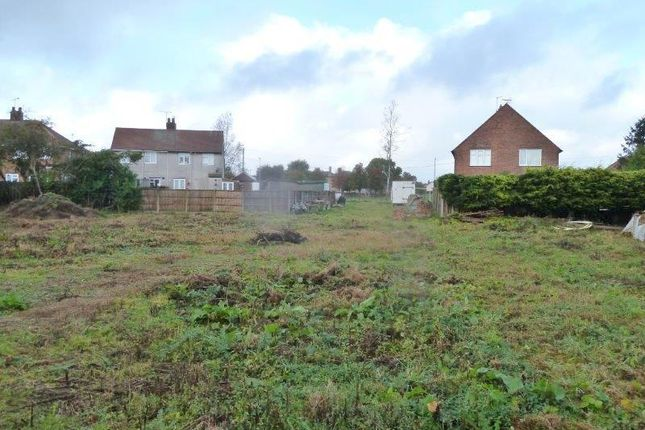 Thumbnail Land for sale in The Twitchell, Sutton-In-Ashfield