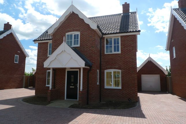 Thumbnail Property to rent in The Common, Freethorpe, Norwich