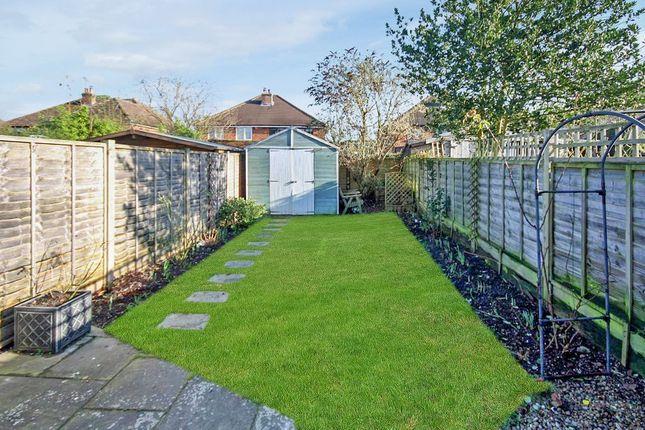 Garden At Back of St. Johns Road, Westcott, Dorking RH4