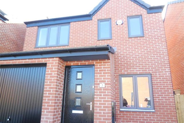 Thumbnail Detached house for sale in Macon Grove, Wolverhampton