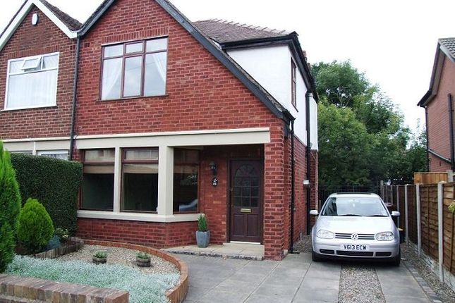 Thumbnail Semi-detached house to rent in Howick Park Avenue, Penwortham, Preston