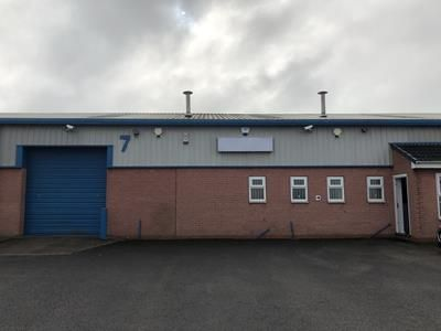 Thumbnail Light industrial to let in Unit 7 Croft Court, Sandall Carr Road, Kirk Sandall, Doncaster