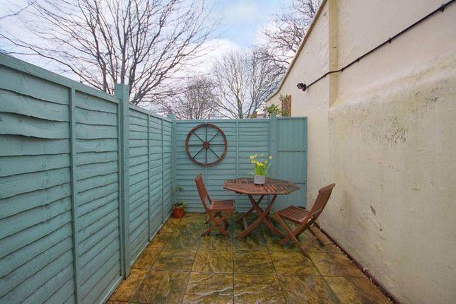 Garden of Hop Pole Court, Avonvale Road, Bristol BS5