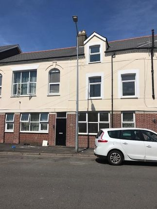 Thumbnail Flat to rent in Holmesdale Street, Cardiff
