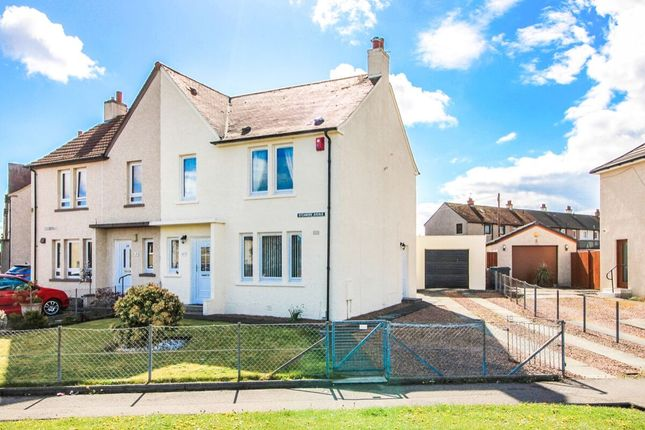 3 bed semi-detached house for sale in Sycamore Avenue, Methil, Leven KY8