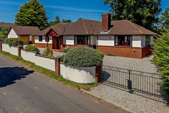 Thumbnail Bungalow for sale in Poltimore, Exeter, Devon