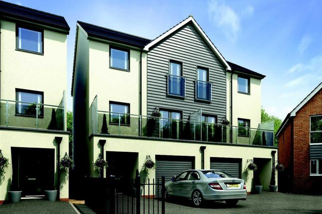 Thumbnail Semi-detached house for sale in Harold Hines Way, Stoke-On-Trent