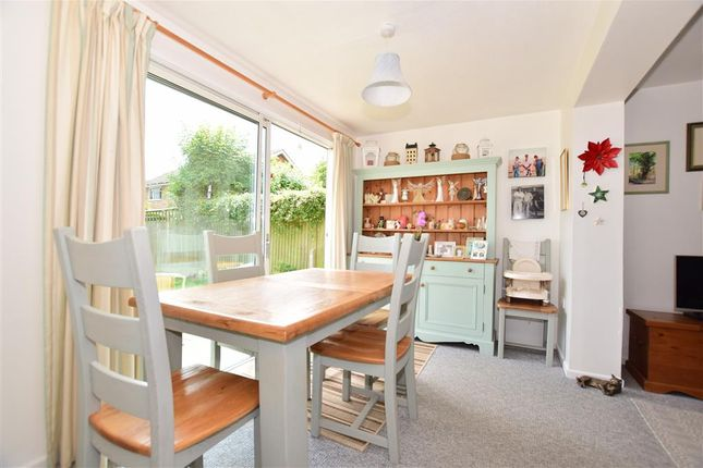 Thumbnail Detached bungalow for sale in The Dene, Uckfield, East Sussex