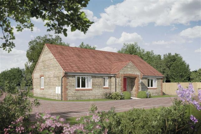 Thumbnail Detached bungalow for sale in Fern Hill Gardens, Faringdon, Oxfordshire