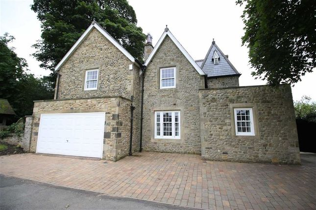 Thumbnail Detached house to rent in The Green, High Coniscliffe, Darlington, County Durham