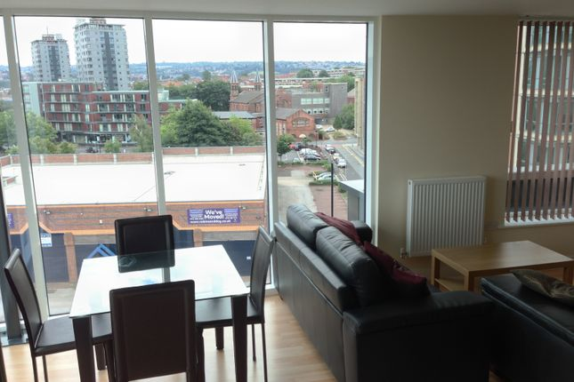 Thumbnail Flat to rent in 112 Ecclesall Road, Sheffield