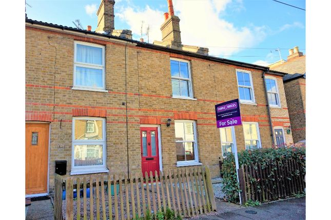 Thumbnail Terraced house for sale in South Primrose Hill, Chelmsford