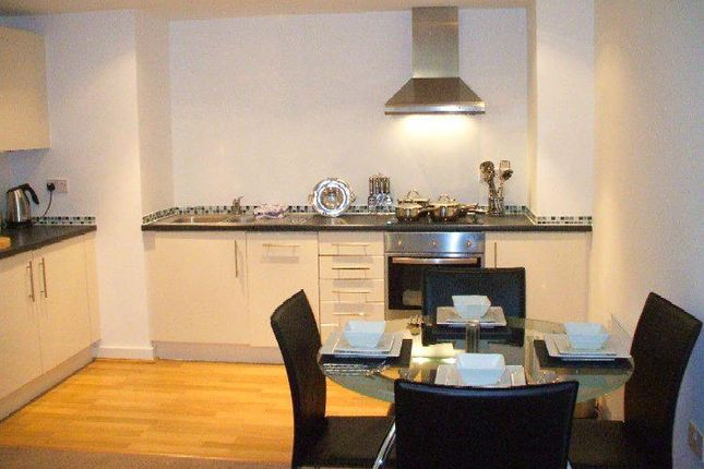 Kitchen of Loom Street, Ancoats, Manchester M4