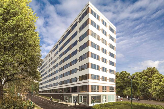 Thumbnail Flat for sale in Hubert Road, Brentwood, Essex