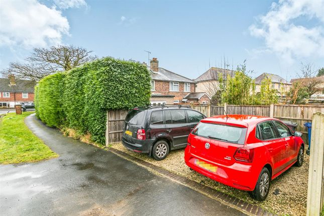 Parking of Birtley Road, Bramley, Guildford GU5
