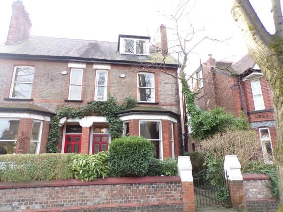 Thumbnail Semi-detached house for sale in Princes Avenue, Didsbury, Manchester, Gtr Manchester