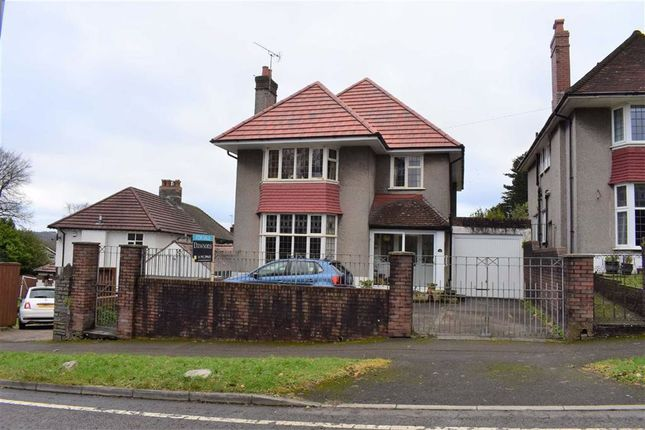 4 bed detached house for sale in Sketty Park Road, Sketty, Swansea SA2